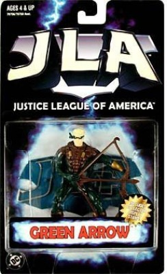 JLA Justice League Of America Green Arrow