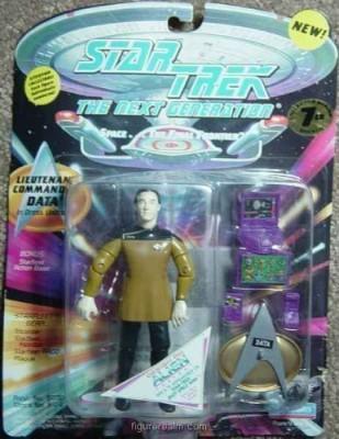 Star Trek The Next Generation 7Th Season Lt Commander Data In Dress