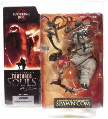 McFarlane Toys Clive Barkers Tortured Souls 2 The Fallen Suffer