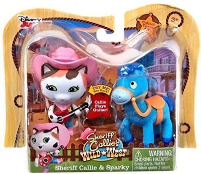 Just Play Disney Junior Sheriff Callie,S Wild Westsheriff Callie
