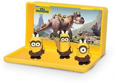 Thinkway Toys Minions Micro Minion Playset - Eye, Mtie Minions