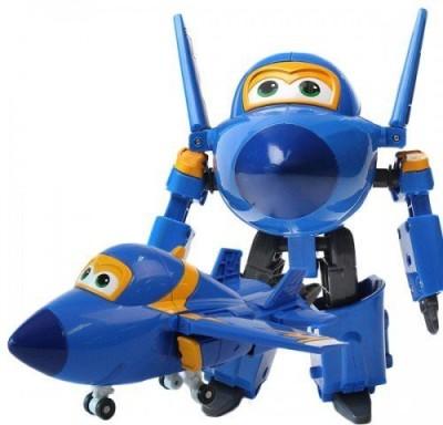Super Wings Transformer Jerome