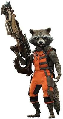 Guardians of the Galaxy Rocket Raccoon Sixth Scale