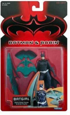 Batman & ROBIN:BATGIRL BATTLE BLADE BLASTER ACTION FIGURE