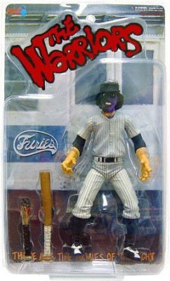 The Warriors Exclusive Purple & Black Faced Baseball Fury Clean Version