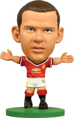 Soccerstarz Man Utd Wayne Rooney - Home Kit (2015 version) /Figures