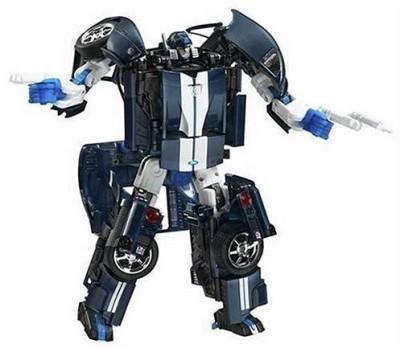 Hasbro Transformers Alternators Ford Gt Mirage(Multicolor)