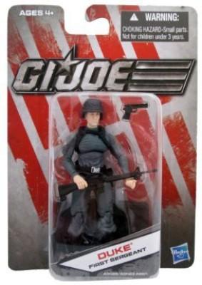 Hasbro Gi Joe Exclusive Duke First Sergeantgray Outfit