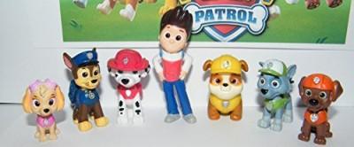 Paw Patrol Nickelodeon Deluxe Mini Play Set