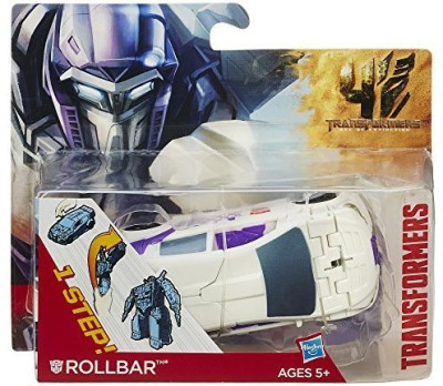Transformers Age of Extinction Rollbar One-Step Changer Figure