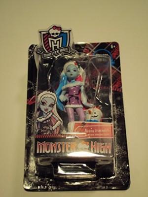 Monster High Abbey Bominable Christmas Pvc