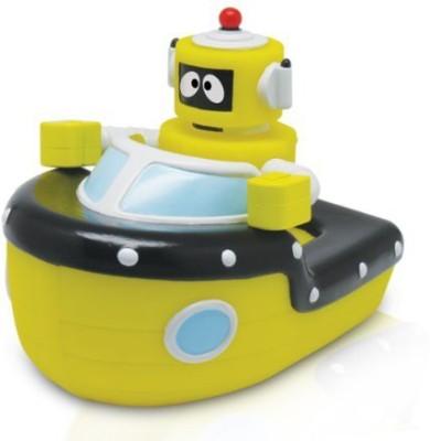 Yo Gabba Gabba Plex Boat Squeezy Bath