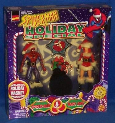 Spiderman Marvel Holiday Special( & Mary Jane