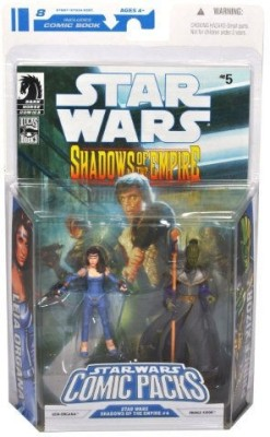 Star Wars Year 2008 Dark Horse Comic Packs