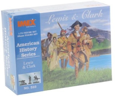 Imex Lewis & Clark American Historyset 1/72