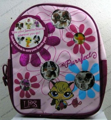 Hasbro Littlest Pet Shop Mini Backpack Pet Holder
