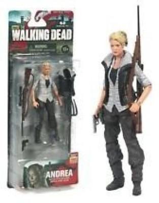 McFarlane Toys 2013 The Walking Dead Series 4 Andrea Hot