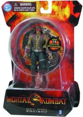 Jazwares Mortal Kombat 9 Nightwolf 4