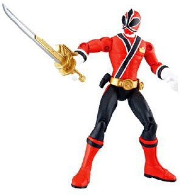 Power Ranger Samurai Samurai Ranger Fire Action Figure