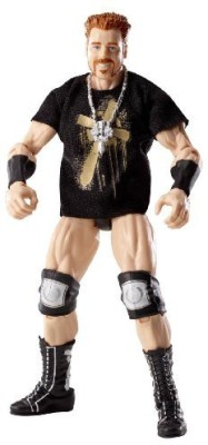 Mattel Wwe Elite Collection Sheamus Action Figure