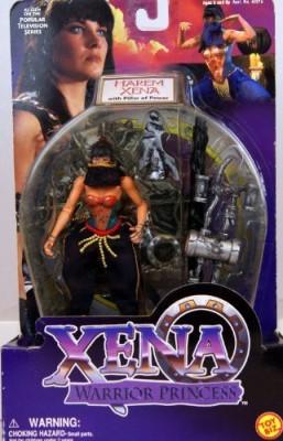 Xena Warrior Princess Harem W/ Pillar Of Power