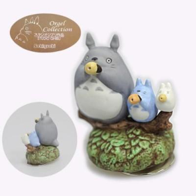 Sekiguchi Ghibli Music Box Collection My Neighbor Totoro F