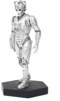 Underground Toys Doctor Who Cyberman Nightmare Silver 50Th Ann Mini