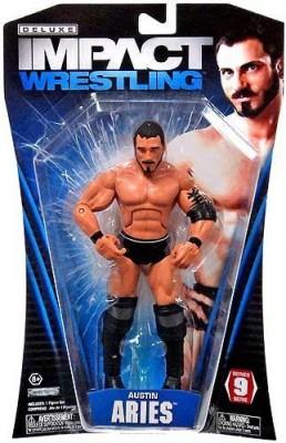 Wrestling Tna Deluxe Impact Series 9 Austin Aries