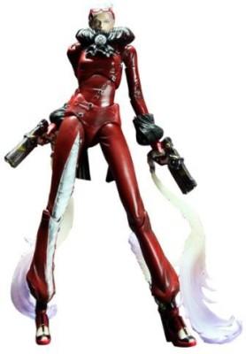 Bayonetta Play Arts Kai Jeanne