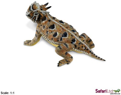 Safari Ltd Ic Horned Lizard