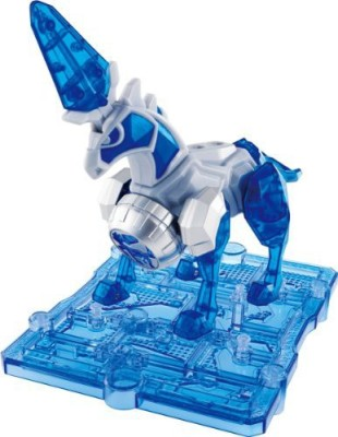 Masked Rider Wizard Plastic Monster Series 02 Blue Unicorn