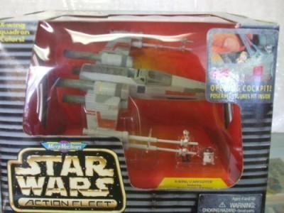 Star Wares Fleet Xwing Squadron