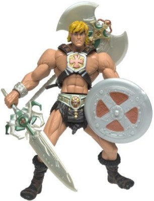 Masters of the Universe Heman The Most Powerful Man In The Universe