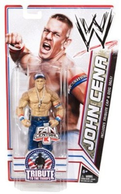 WWE Mattel Wrestling Exclusive Tribute To The Troops John Cena