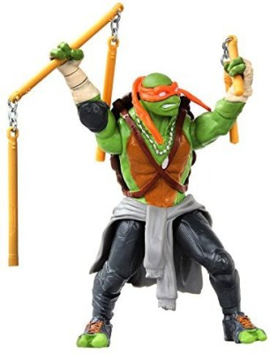 Teenage Mutant Ninja Turtles Teenage Mutant Ninja Turtle Movie Deluxe Michelangelo