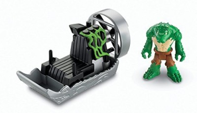 Fisher-Price Imaginext Dc Super Friends K Croc(Multicolor)