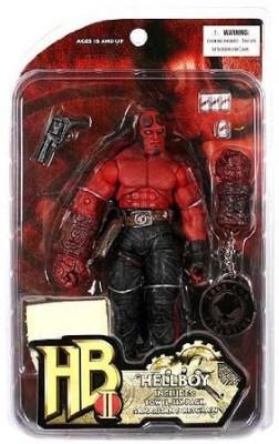 Mezco Hellboy 2 The Golden Army Sdcc Exclusive ,Locker Room,