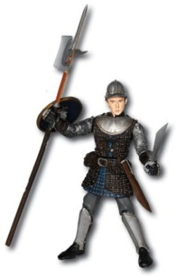 Narnia Chronicles Of Prince Caspian Basic Telmarine Soldier