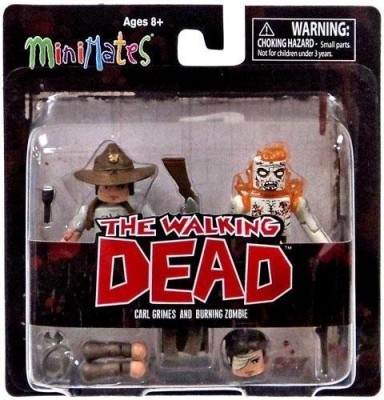 Diamond Select The Walking Dead Minimates Series 6 Mini 2Pack