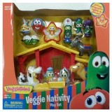 VeggieTales Nativity Play Set (Multicolo...