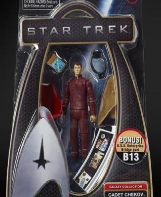 Star Trek Chekov Academy Uniform Galaxy Collection