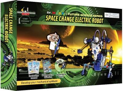 Matrix Educare Pvt. Ltd. Space Changed Diy Robot