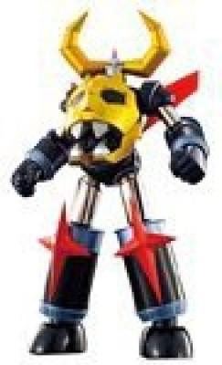 Gundam Gx27 Gaiking Soul Of Chogokin Metal
