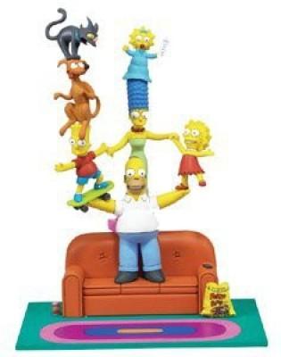 Mcfarlane Toys The Simpsons Box Set