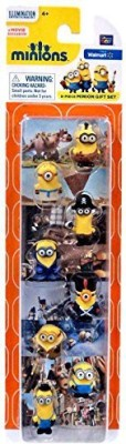 Despicable Me Minions Movie Minions Mini Figurines 8Piece Gift Set