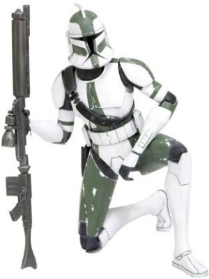 Kotobukiya Co., Ltd. Starwarsthe Clone Warsartfx+ Series2 Clone Trooper