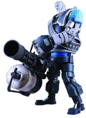 threeA Three A Team Fortress 2 Blue Version Robot Heavy