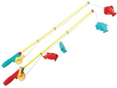 Toysmith Active Play Fishing Set Outdoor