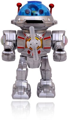 Planet of Toys Star Defender Fighting Robot