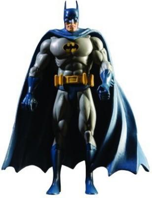 DC COMICS History of the DC Universe: Series 1 Batman Action Figure